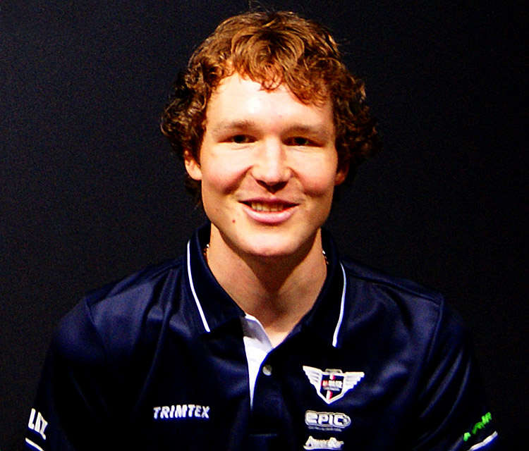 Den tidigare U23-mästaren Robert Pölder kommer närmast från Giant-Shimano Development Team -