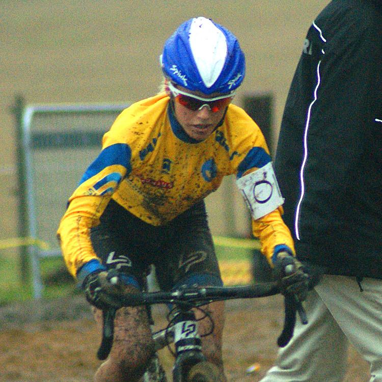 Ida Jansson går från klarhet till klarhet på cykelcrosstävlingarna -