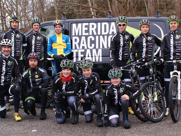 Merida Grassroots är sedan länge en av Meridas satsningar på unga svenska cykister. -