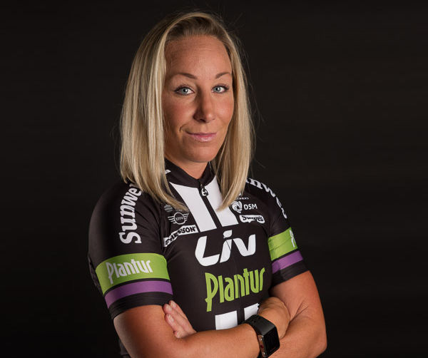 Sara Mustonen-Lichan. Foto:  - Team Giant Alpecin